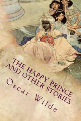 Omslag - The Happy Prince and Other Stories