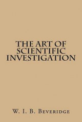 Omslag - The Art of Scientific Investigation