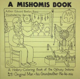 Omslag - A Mishomis Book, a History-Coloring Book of the Ojibway Indians