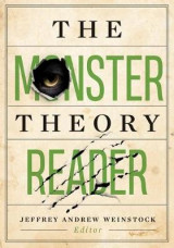 Omslag - The Monster Theory Reader