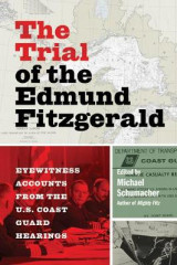 Omslag - The Trial of the Edmund Fitzgerald