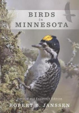 Omslag - Birds in Minnesota