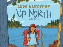 One Summer Up North av John Owens (Innbundet)