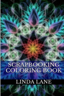Scrapbooking Coloring Book av Linda Lane (Heftet)