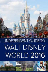 Omslag - The Independent Guide to Walt Disney World 2016 (Travel Guide Book)