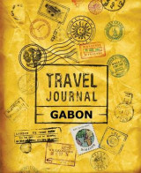 Omslag - Travel Journal Gabon