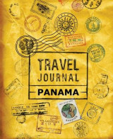 Omslag - Travel Journal Panama