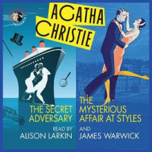 The Secret Adversary and the Mysterious Affair at Styles av Agatha Christie (Lydbok-CD)