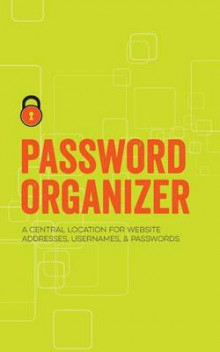 Password Organizer av Melanie Roberts (Heftet)