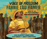 Omslag - Voice of Freedom: Fannie Lou Hamer