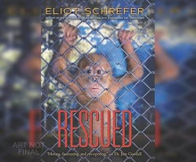 Rescued av Eliot Schrefer (Lydbok-CD)