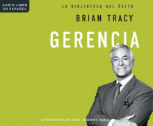 Gerencia (Management) av Brian Tracy (Lydbok-CD)