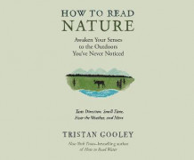 How to Read Nature av Tristan Gooley (Lydbok-CD)