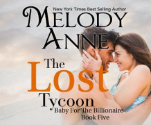 The Lost Tycoon av Melody Anne (Lydbok-CD)