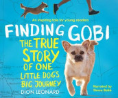 Finding Gobi: Young Reader's Edition av Dion Leonard (Lydbok-CD)