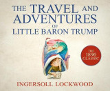 Omslag - The Travel and Adventures of Little Baron Trump