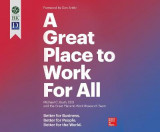 Omslag - A Great Place to Work for All