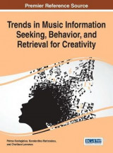 Omslag - Trends in Music Information Seeking, Behavior, and Retrieval for Creativity