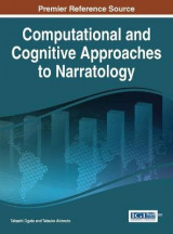 Omslag - Computational and Cognitive Approaches to Narratology