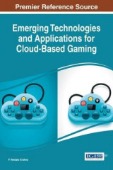 Omslag - Emerging Technologies and Applications for Cloud-Based Gaming