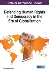 Omslag - Defending Human Rights and Democracy in the Era of Globalization