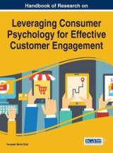 Omslag - Handbook of Research on Leveraging Consumer Psychology for Effective Customer Engagement