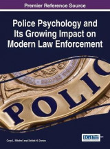 Omslag - Police Psychology and its Growing Impact on Modern Law Enforcement