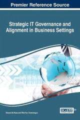 Omslag - Strategic it Governance and Alignment in Business Settings