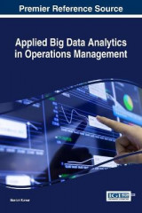 Omslag - Applied Big Data Analytics in Operations Management