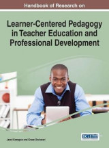 Omslag - Handbook of Research on Learner-Centered Pedagogy in Teacher Education and Professional Development