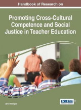 Omslag - Handbook of Research on Promoting Cross-Cultural Competence and Social Justice in Teacher Education