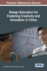 Omslag - Design Education for Fostering Creativity and Innovation in China