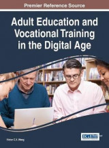 Omslag - Adult Education and Vocational Training in the Digital Age