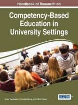 Omslag - Handbook of Research on Competency-Based Education in University Settings