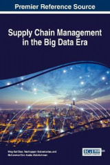 Omslag - Supply Chain Management in the Big Data Era
