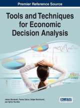 Omslag - Tools and Techniques for Economic Decision Analysis
