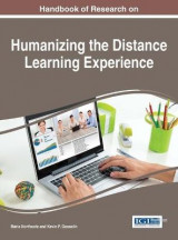 Omslag - Handbook of Research on Humanizing the Distance Learning Experience