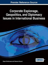 Omslag - Corporate Espionage, Geopolitics, and Diplomacy Issues in International Business