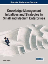 Omslag - Knowledge Management Initiatives and Strategies in Small and Medium Enterprises