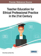 Omslag - Teacher Education for Ethical Professional Practice in the 21st Century