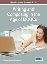 Omslag - Handbook of Research on Writing and Composing in the Age of Moocs