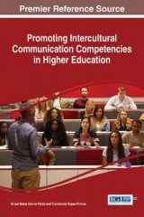 Omslag - Promoting Intercultural Communication Competencies in Higher Education