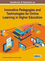 Omslag - Handbook of Research on Innovative Pedagogies and Technologies for Online Learning in Higher Education