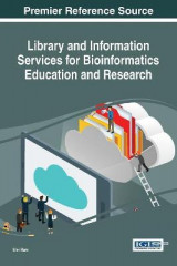 Omslag - Library and Information Services for Bioinformatics Education and Research