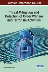 Omslag - Threat Mitigation and Detection of Cyber Warfare and Terrorism Activities
