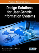 Omslag - Design Solutions for User-Centric Information Systems