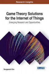 Omslag - Game Theory Solutions for the Internet of Things