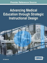 Omslag - Advancing Medical Education Through Strategic Instructional Design