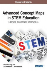 Omslag - Advanced Concept Maps in Stem Education