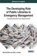 Omslag - The Developing Role of Public Libraries in Emergency Management